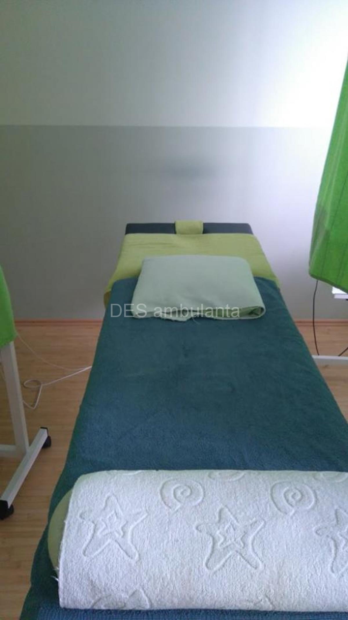 DES Ambulanta - Sto za masazu