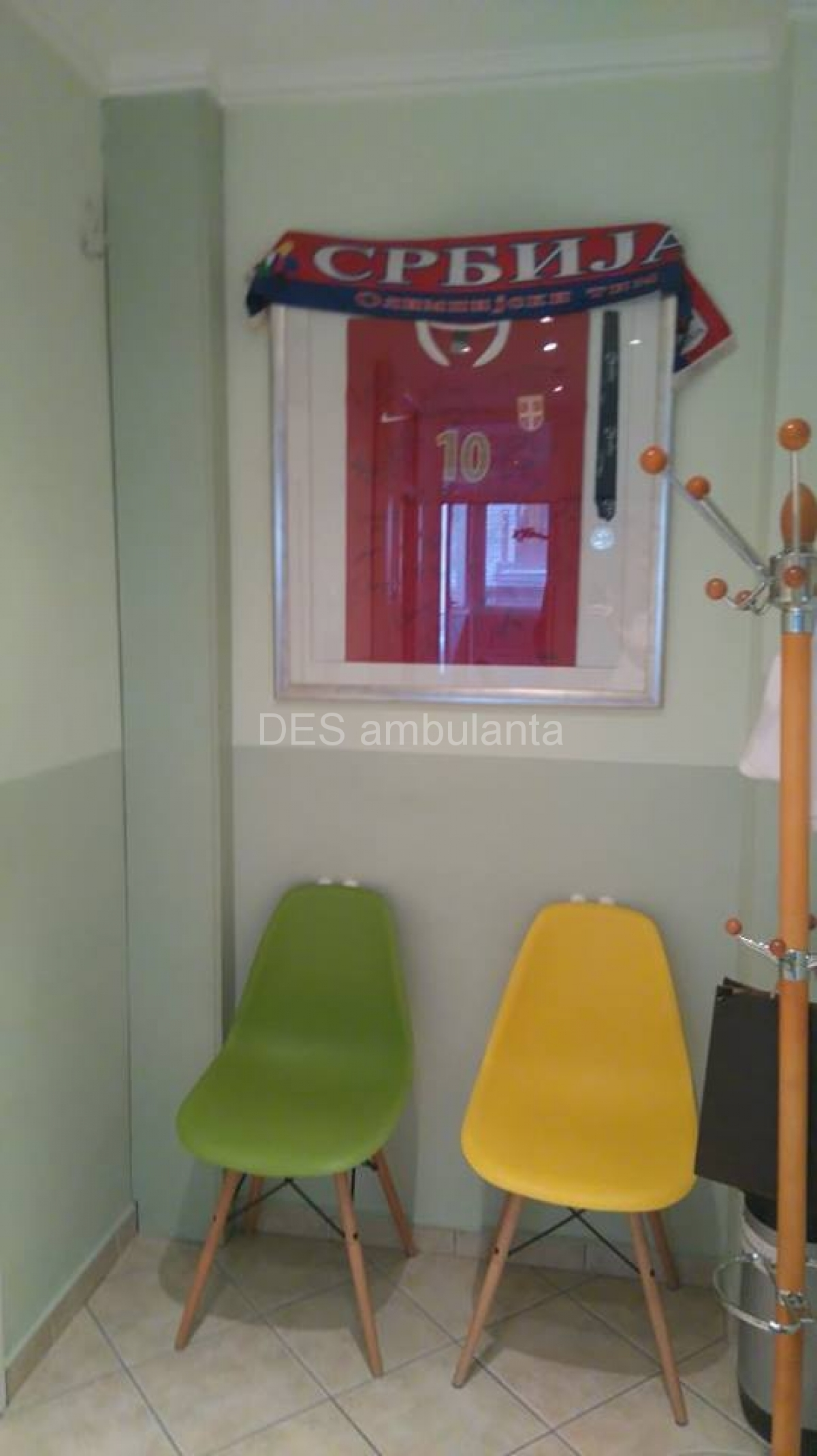 DES Ambulanta - Cekaonica