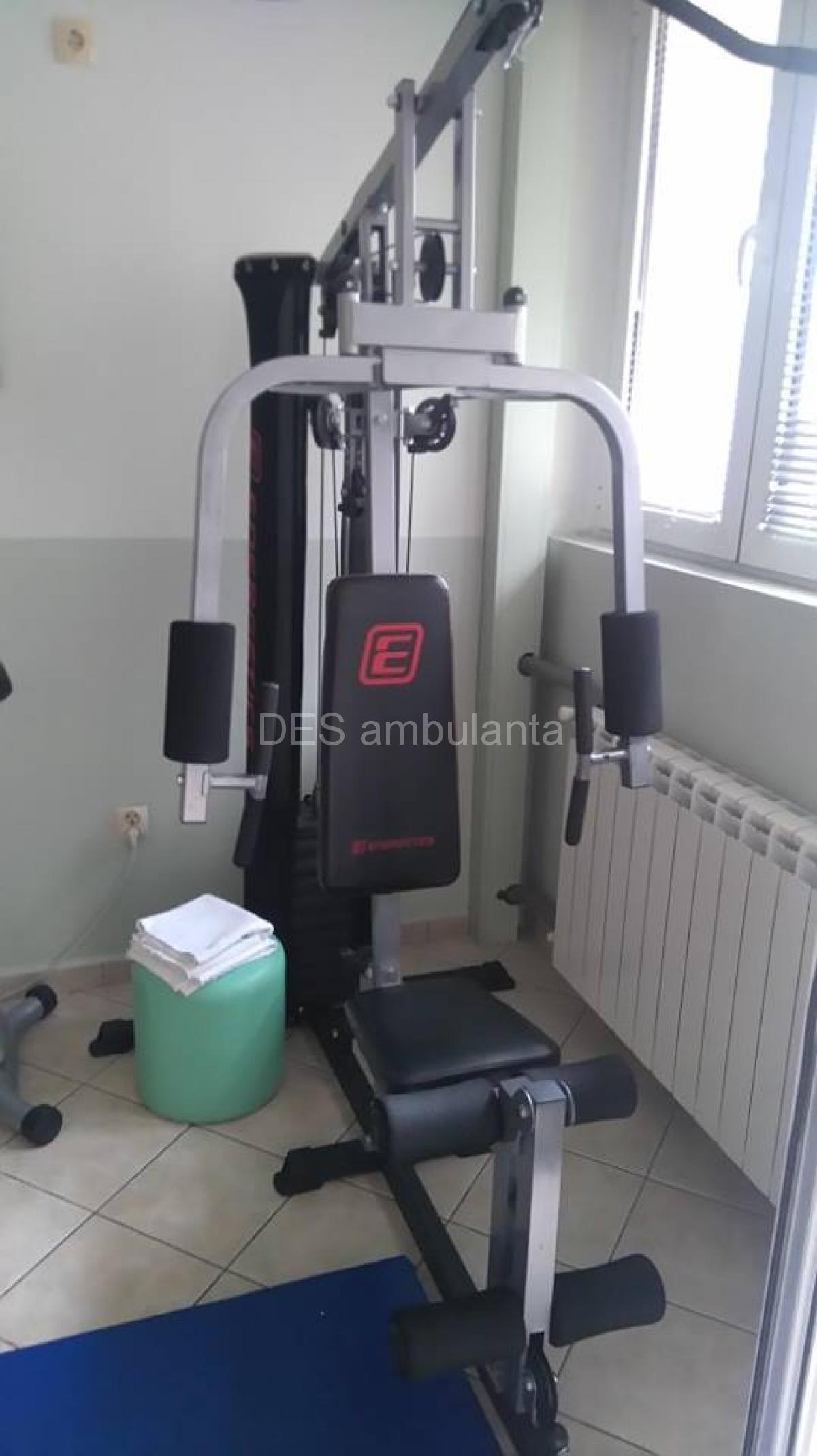 DES Ambulanta - Sprava za vezbanje