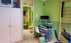 Des Ambulanta - soba za vežbanje